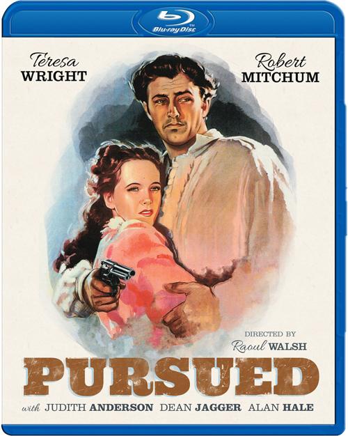 Pursued [blu-ray] 20385287