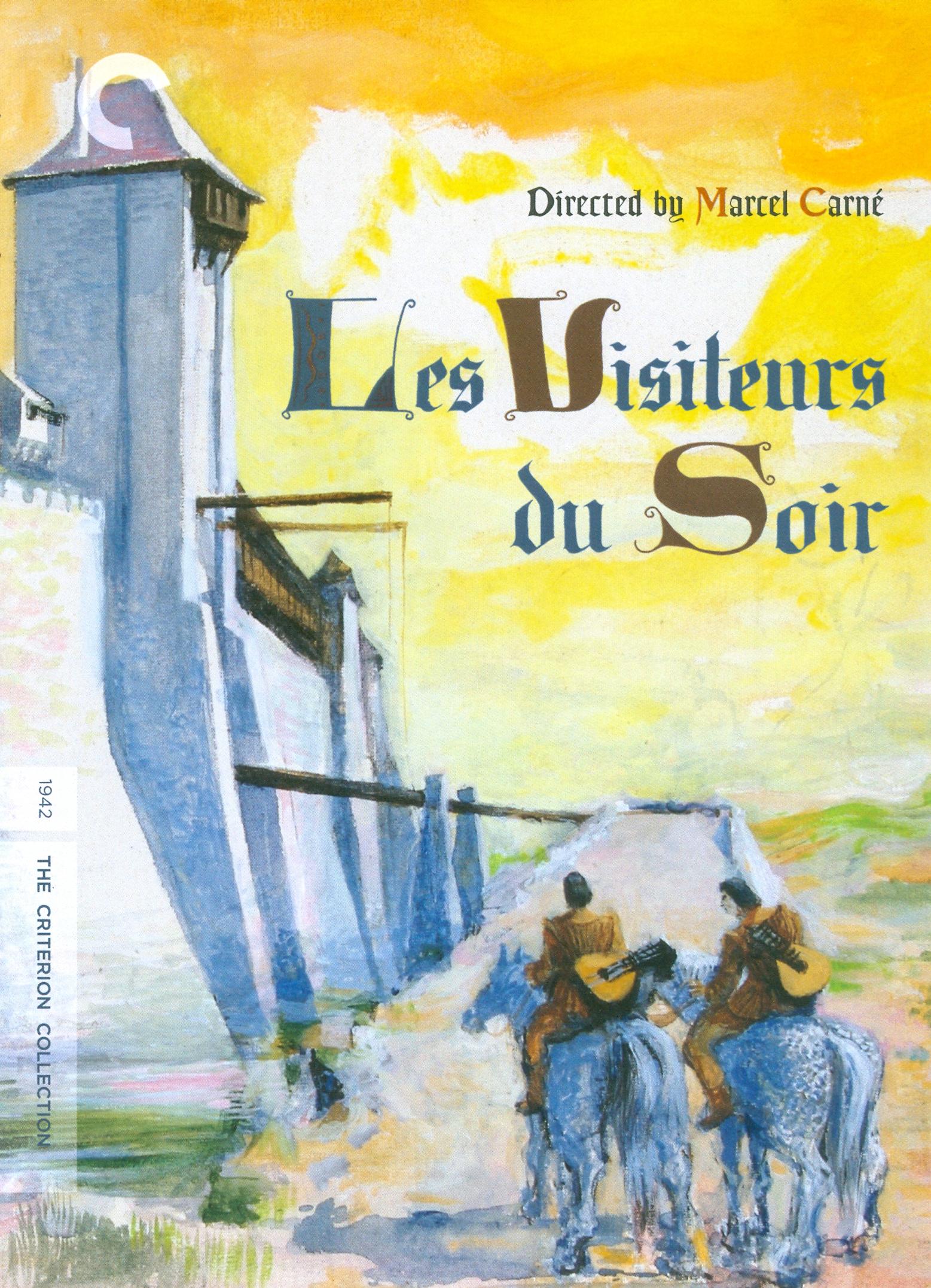 Les Visiteurs Du Soir [criterion Collection] (dvd) 20405179