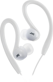 JVC - Sport Clip-On Headphones - White
