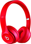 Beats by Dr. Dre - Beats Solo 2 On-Ear Wireless Headphones - Red