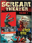 Scream Theater Double Feature, Vol. 6: Children Shouldn't Play With Dead Things/Forever Evil (DVD)