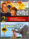 Larger Than Life/Clifford [2 Discs] (DVD)