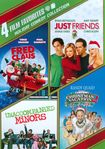 Holiday Comedy Collection: 4 Film Favorites [4 Discs] (dvd) 20425252