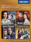 Tcm Greatest Classic Legends Film Collection: Lauren Bacall [4 Discs] (dvd) 20425822