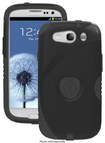Trident - Aegis Case for Select Samsung Cell Phones - Black