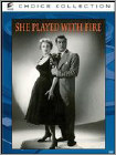 She Played With Fire (DVD) (Black & White) 1957