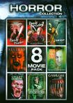 Horror Collection: 8 Movie Pack [2 Discs] (dvd) 20432146
