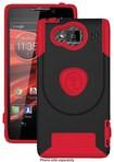 Trident - Aegis Case for Motorola DROID RAZR MAXX HD Cell Phones - Red
