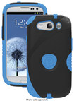Trident - Aegis Case for Select Samsung Cell Phones - Blue