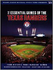 Essential Games Of The Texas Rangers (4 Disc) (DVD)