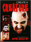 Create a Creature: Learn the Magic of Movie Make Up! (DVD) (Eng) 2011