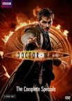 Doctor Who: The Complete Specials [5 Discs] (dvd) 20458107