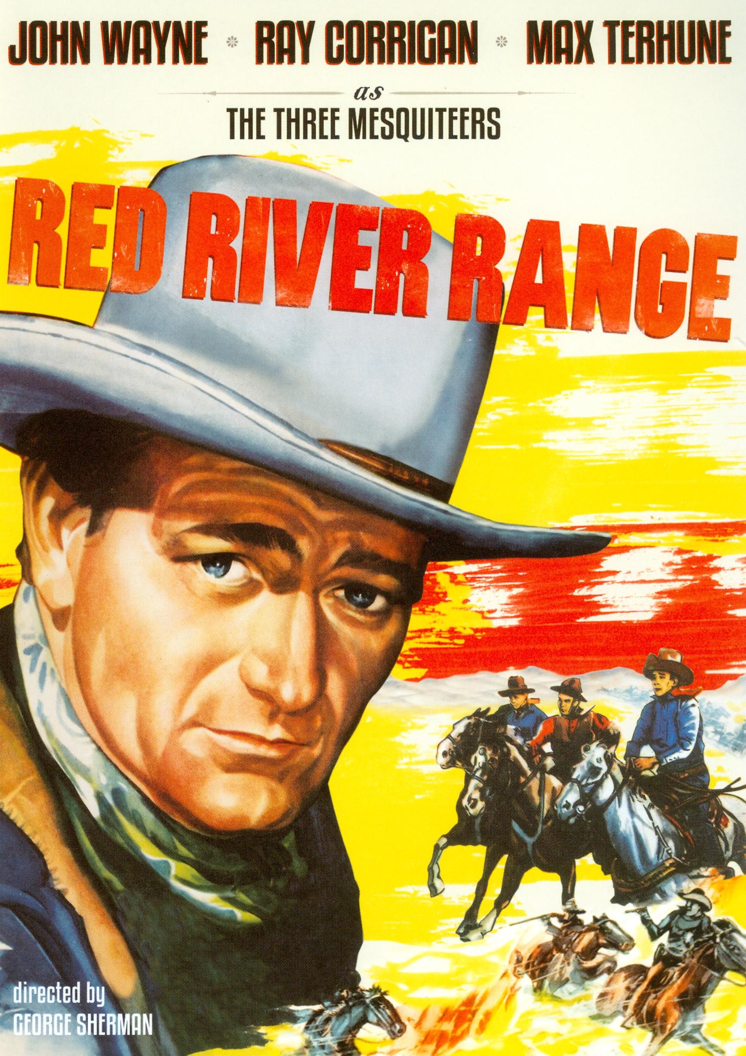 Red River Range (dvd) 20474135