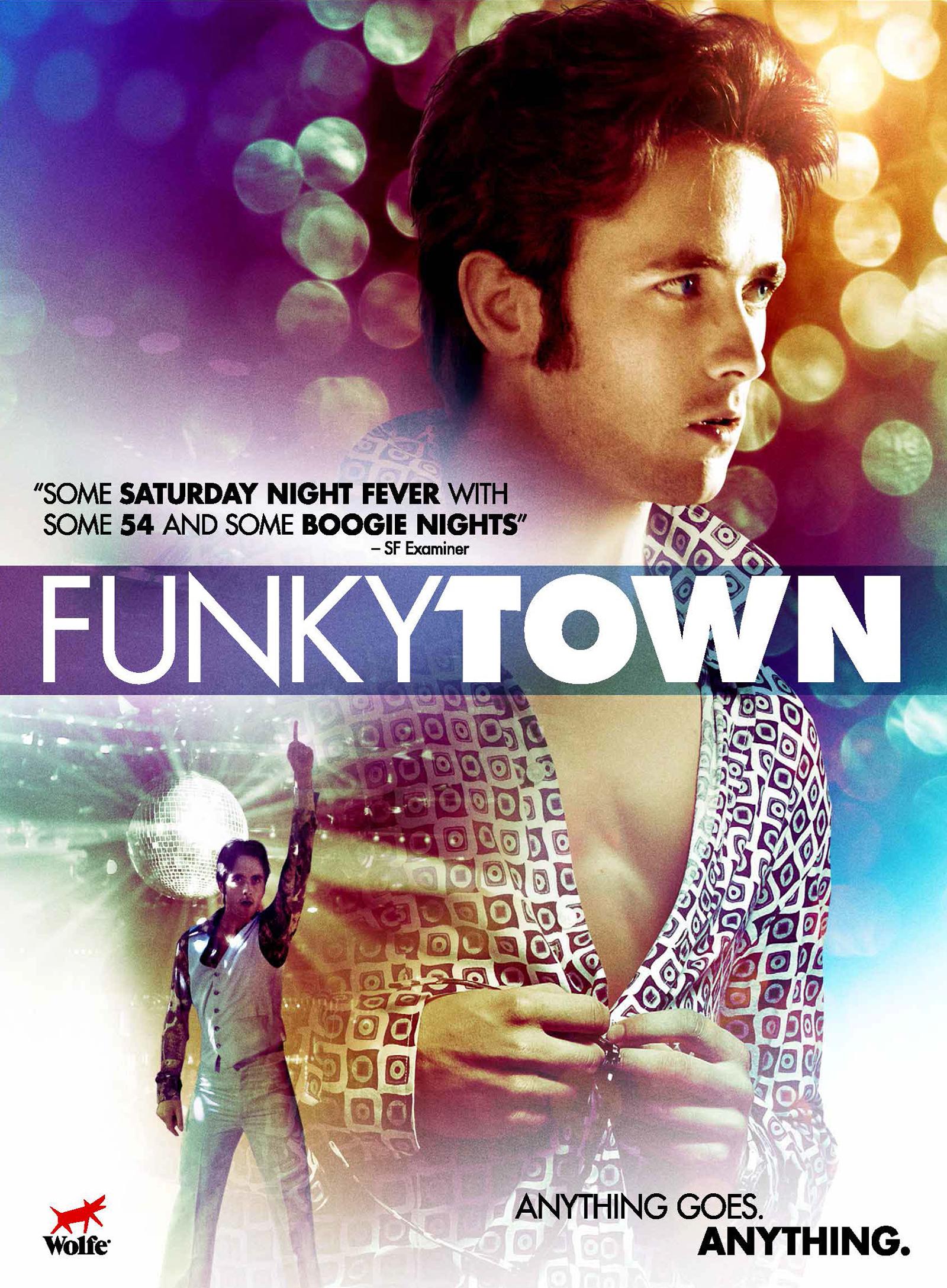 Funkytown (dvd) 20485259
