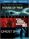 House Of Wax/return To House On Haunted Hill/ghost Ship [3 Discs] [blu-ray] (blu-ray Disc) 7459084