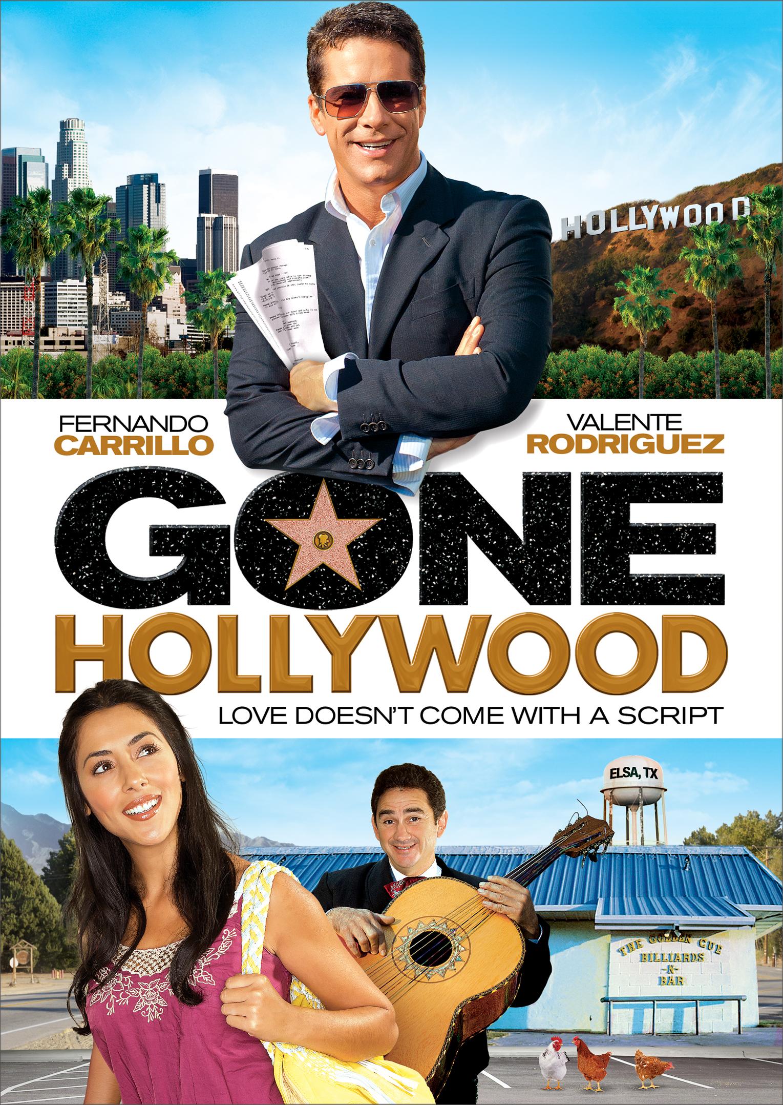 Gone Hollywood (dvd) 20510213