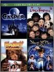Casper/Little Rascals/Harry & the Hendersons/Nanny McPhee (DVD) (4 Disc)
