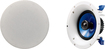 "Yamaha - 6-1/2"" 2-Way In-Ceiling Speakers (Pair) - White"