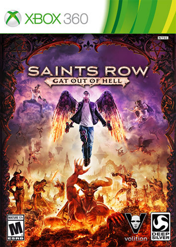 Saints Row: Gat Out Of Hell - Xbox 360