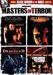 Masters Of Terror [2 Discs] [dvd/cd] 20532297