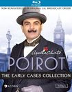 Agatha Christie's Poirot: The Early Cases [13 Discs] [blu-ray] 20534259