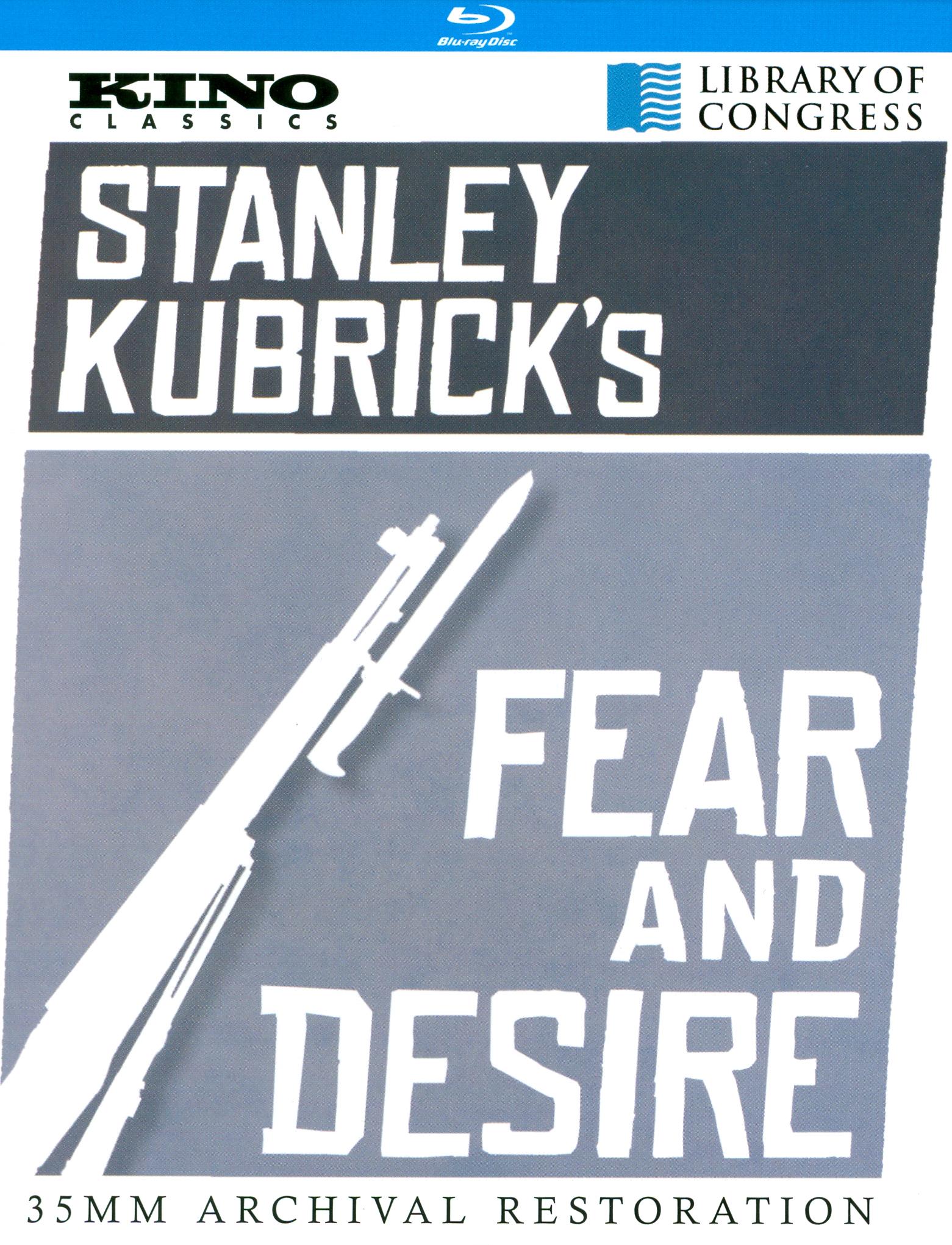 Fear & Desire [blu-ray] 20534774