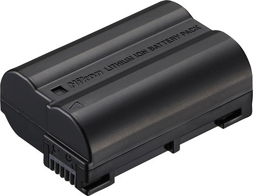 Nikon - Rechargeable Lithium-Ion Battery for Nikon D7000 Digital Cameras - Black