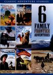 Family Frontier Adventures: 6 Movies [2 Discs] (dvd) 20537935