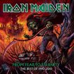 From Fear To Eternity: The Best Of 1990-2010 [cd] 20561359