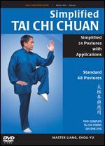 Simplified Tai Chi Chuan: Master Liang, Shou-Yu (DVD) (Eng/Fre) 2005