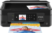 Epson - Expression Home XP-420 Small-in-One Wireless All-In-One Printer - Black