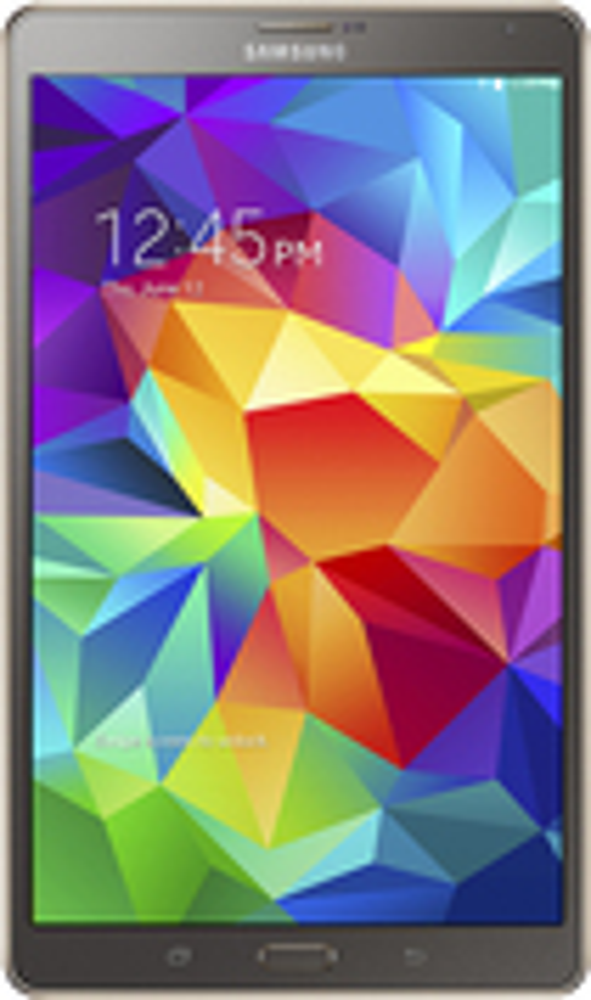 "Samsung - Galaxy Tab S - 8.4"" - 32GB - Titanium Bronze"