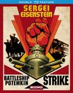 Sergei Eisenstein Double Feature: Battleship Potemkin/strike [2 Discs] [blu-ray] 20647394