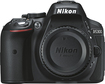 Nikon - D5300 DSLR Camera (Body Only) - Black