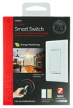 GE - ZigBee In-Wall Smart Switch - White