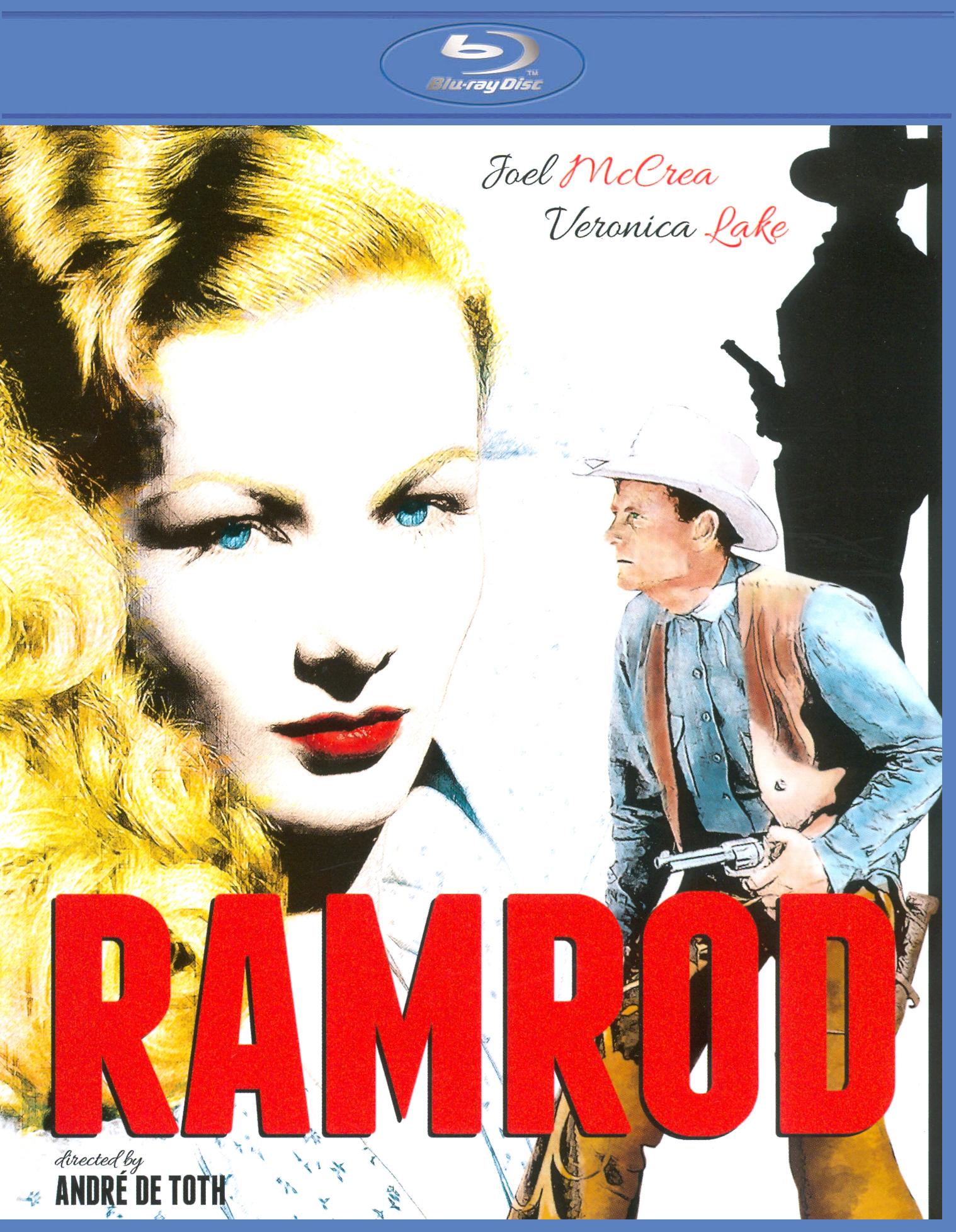 Ramrod [blu-ray] 20661279