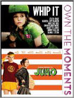Whip It/Juno [2 Discs] (DVD) (Eng/Spa/Fre)