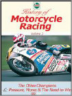 Castrol History of Motorcycle Racing, Vol. 3: Other Champions & Pressure, Money & the Need to Win (DVD) (Eng) 1992