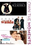 Moonstruck/a Fish Called Wanda/four Weddings And A Funeral (dvd) 20674346