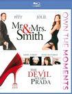 Mr. And Mrs. Smith/the Devil Wears Prada [blu-ray] 20675169