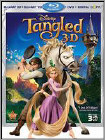 Tangled (Blu-ray 3D) (3-D) (Enhanced Widescreen for 16x9 TV/3D) (Eng/Fre/Spa) 2010