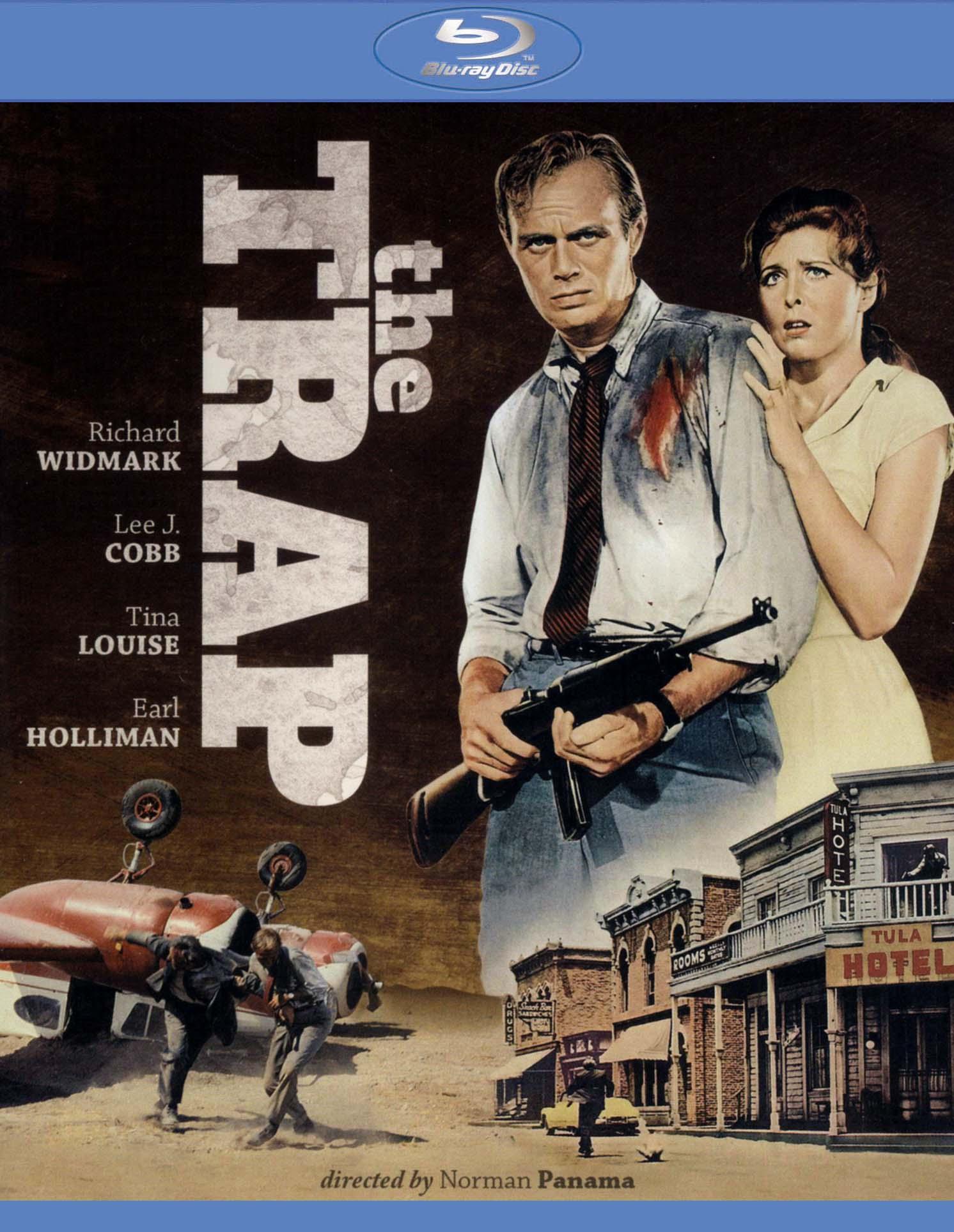 The Trap [blu-ray] 20685663