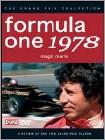 Formula One Review: 1978 (DVD) (Enhanced Widescreen for 16x9 TV) (Eng) 2004
