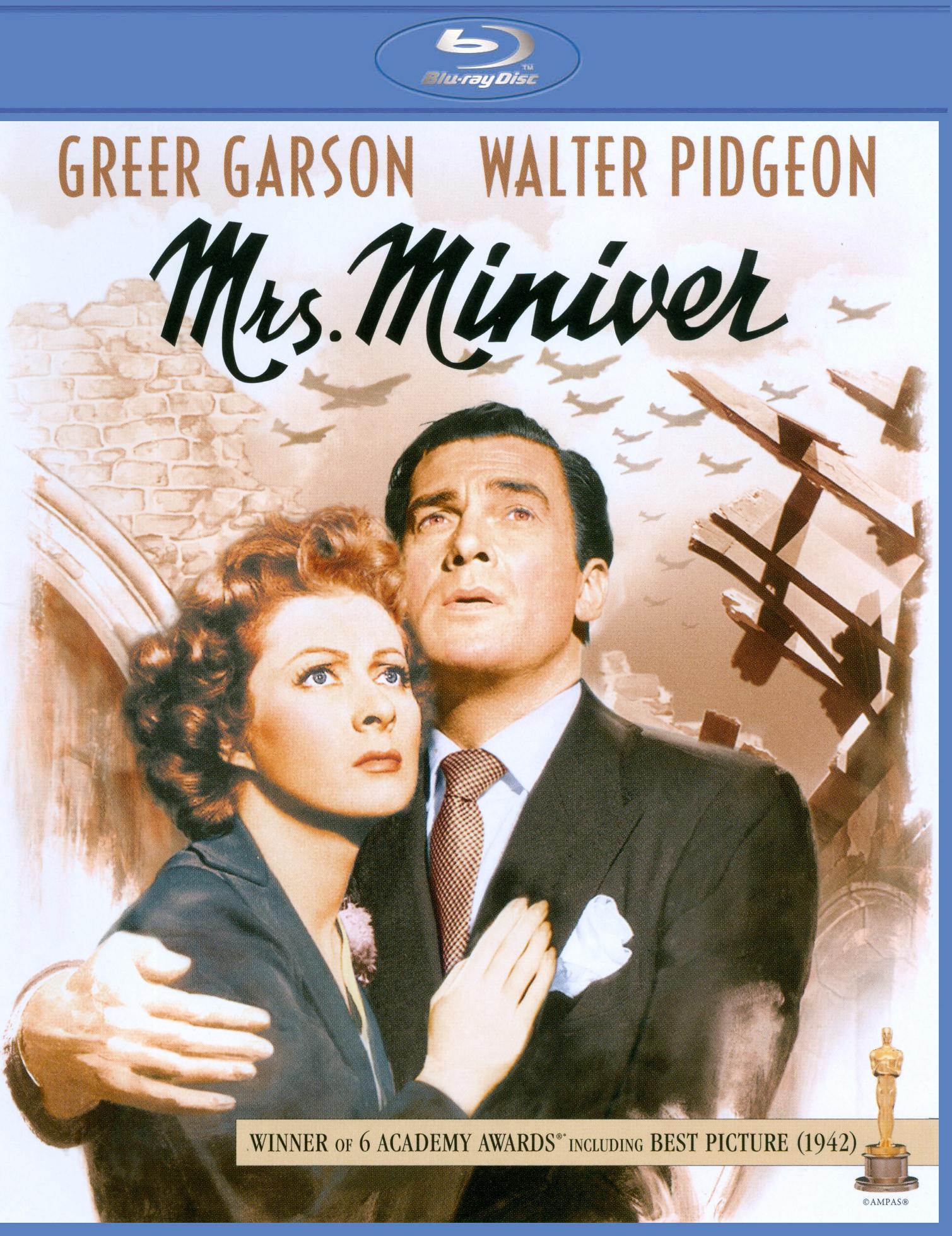 Mrs. Miniver [blu-ray] 20700505