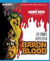 Baron Blood [blu-ray] 20700766