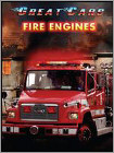 Great Cars: Fire Engines (DVD) 2005