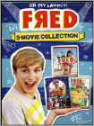 Fred: 3-Movie Collection [3 Discs] (DVD)