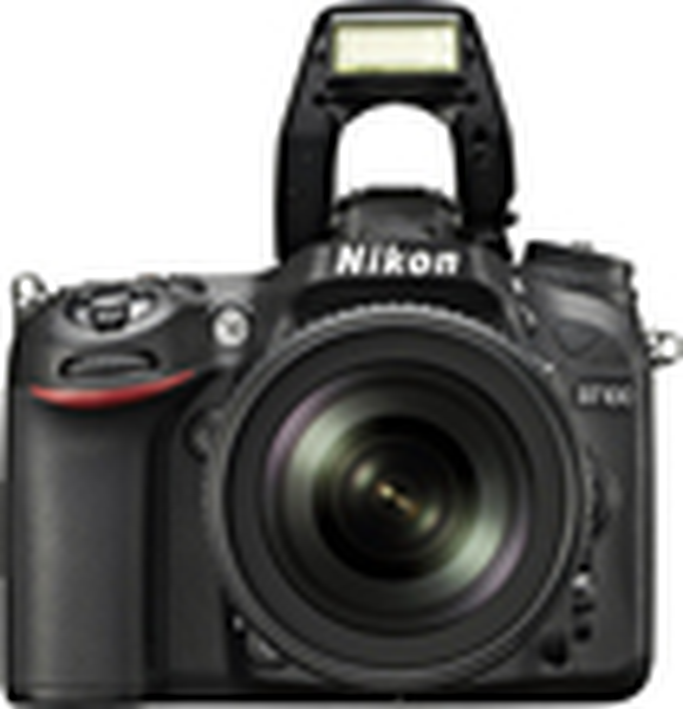 Nikon - D7100 DSLR Camera with 18-140mm VR Lens - Black