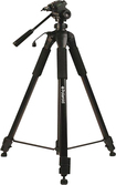 "Polaroid - 72"" Tripod - Black"