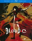 Blood-c: The Complete Series [4 Discs] [dvd/blu-ray] 20775201